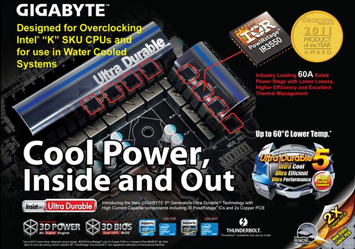 Драйвера Gigabyte Ultra Durable