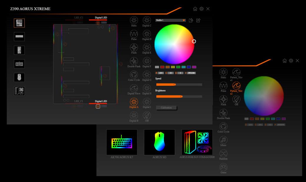 GIGABYTE RGB Fusion 2 0