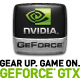 GEAR UP! GAME ON! GIGABYTE GEFORCE GTX.