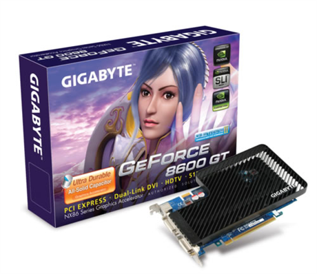 Nvidia 8600 Gt Silent Pipe 2